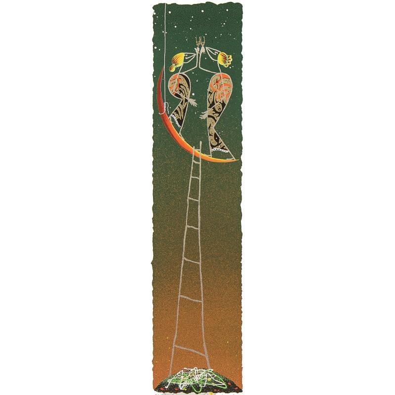 Meloniski – Brindisi Sulla Luna – Retouchè 15×50
