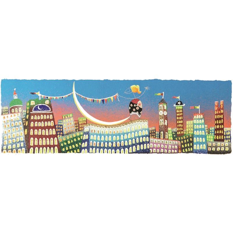 Meloniski – Città In Festa – Retouchè 25×60