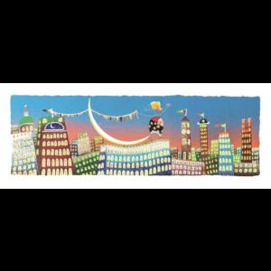 Meloniski - Città In Festa - Retouchè 25x60