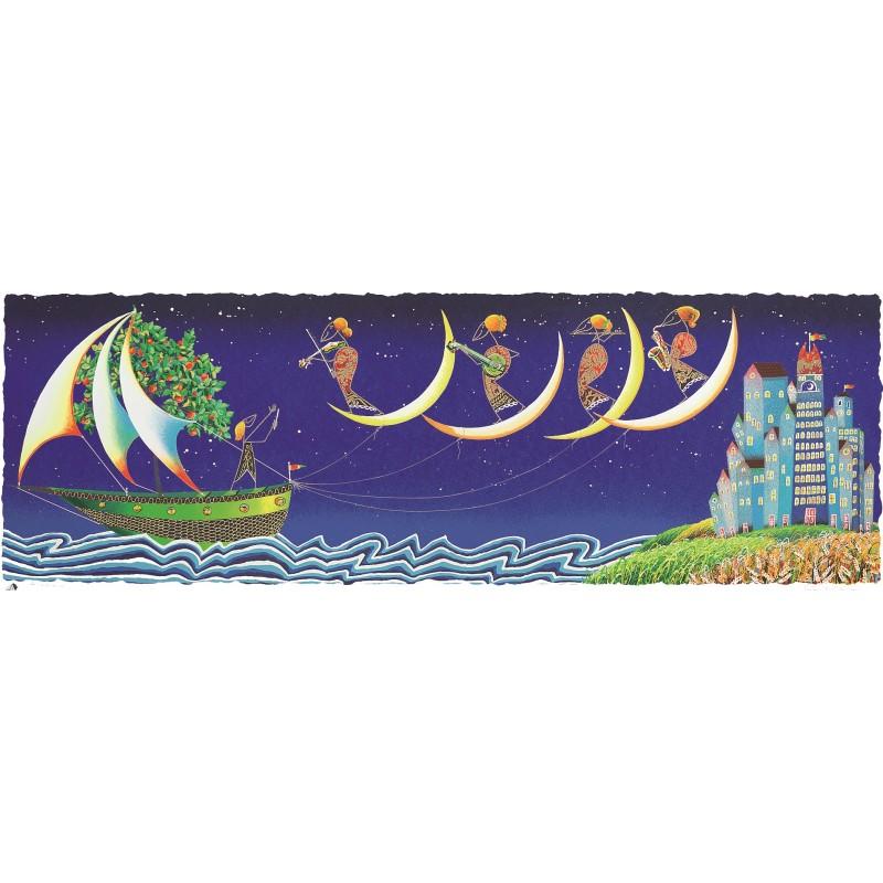 Meloniski – Concerto Surreale – Retouchè 60×140