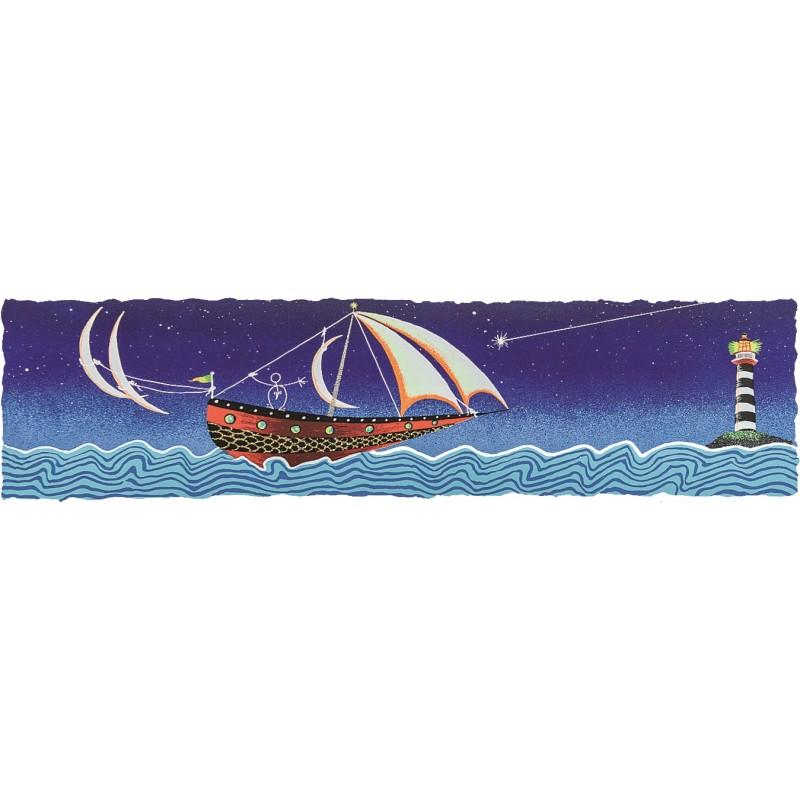 Meloniski - Traghettatore di lune - Retouchè 15x50