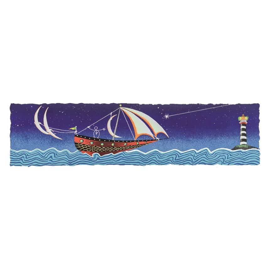 Meloniski – Traghettatore Di Lune – Retouchè 15×50
