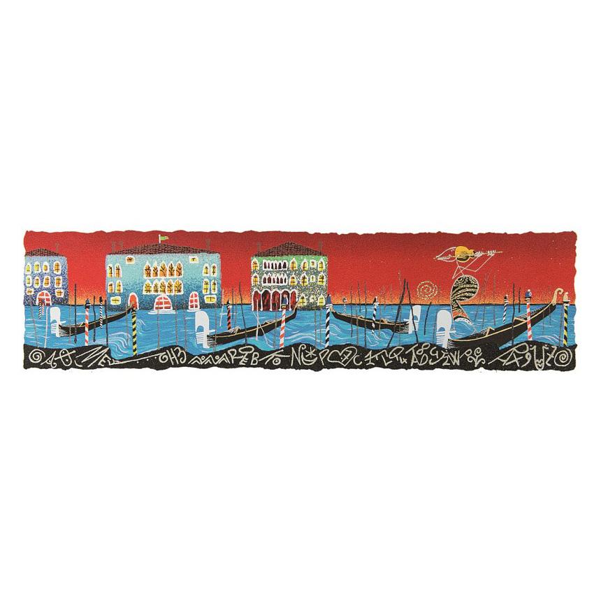 Meloniski – Venezia – Retouchè 15×50