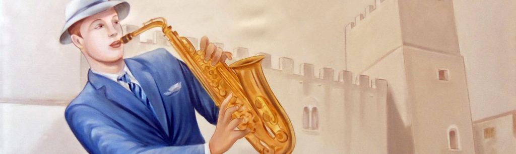 sassofonista alcamo