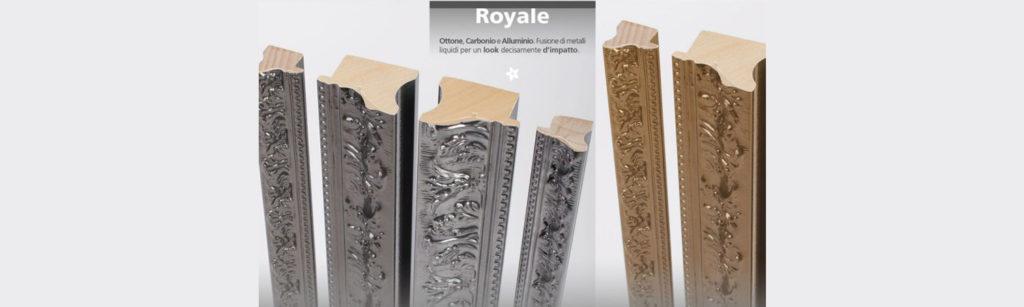 cover titolo royale