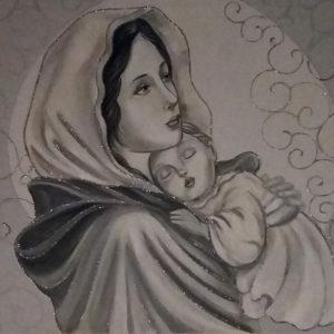 Madonna Del Riposo 120x60-1