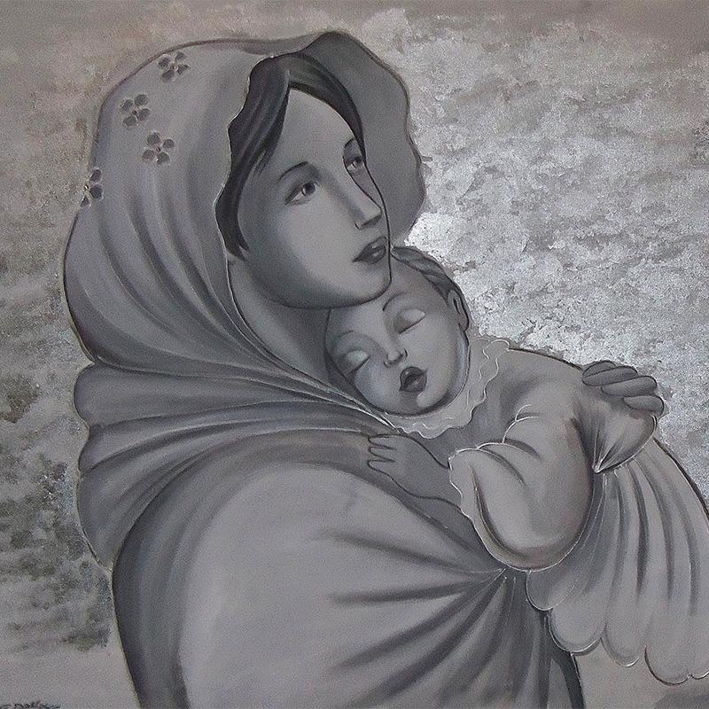 Madonna Del Riposo 120×60-2