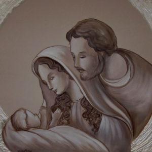 Sacra Famiglia 120x60 20-14