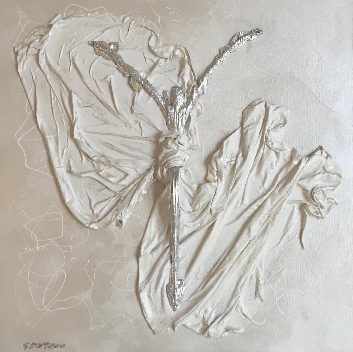 Scultura Tessuto 60×60