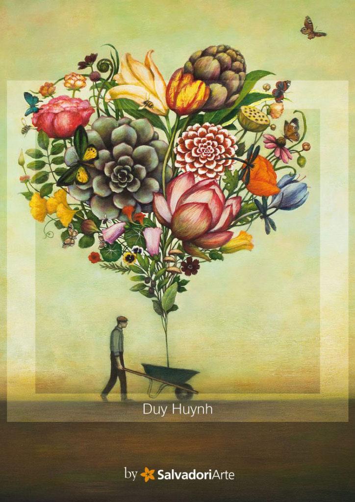 Copertina Catalogo Duy Huynh