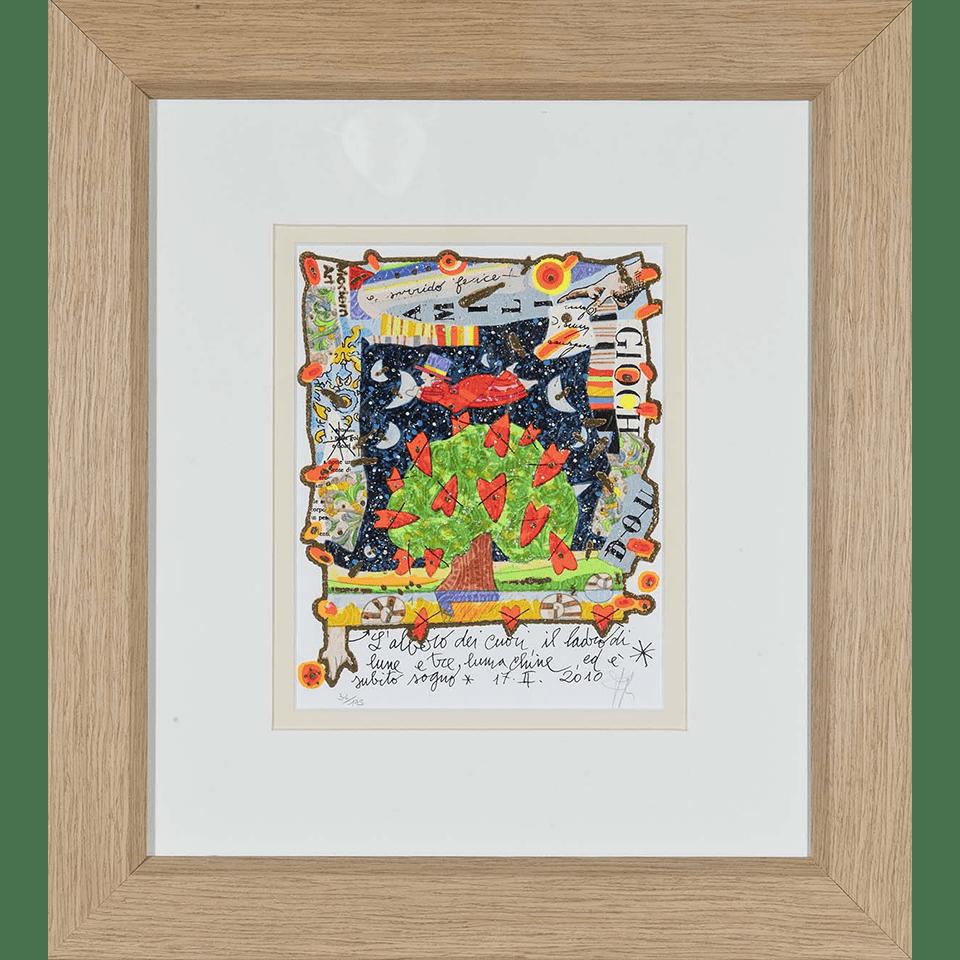 Francesco Musante – Subito Sogno – 45×50
