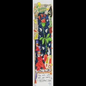 Francesco Musante – Una Rosa – 12×50