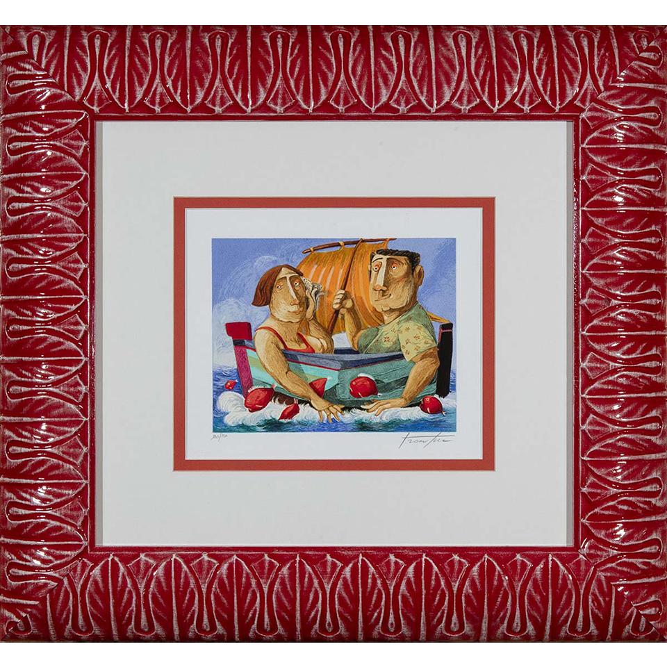 Pino Procopio – La Voce Del Mare – 70×64