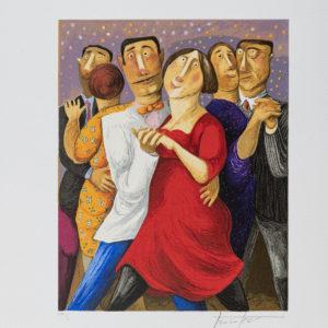 Pino Procopio - Tango - 35x30