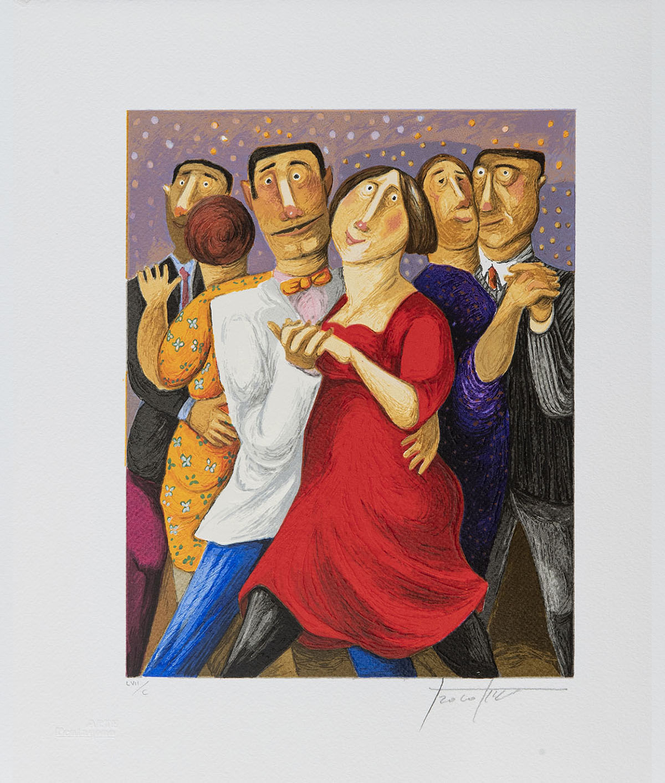 Pino Procopio – Tango – 35×30