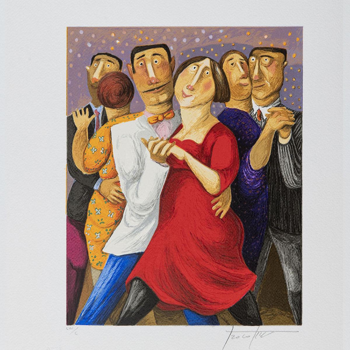 Pino Procopio - Tango - 35x30 - Cover