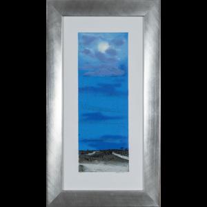 Natale Addamiano – Storno Serale – Serigrafia 44×80