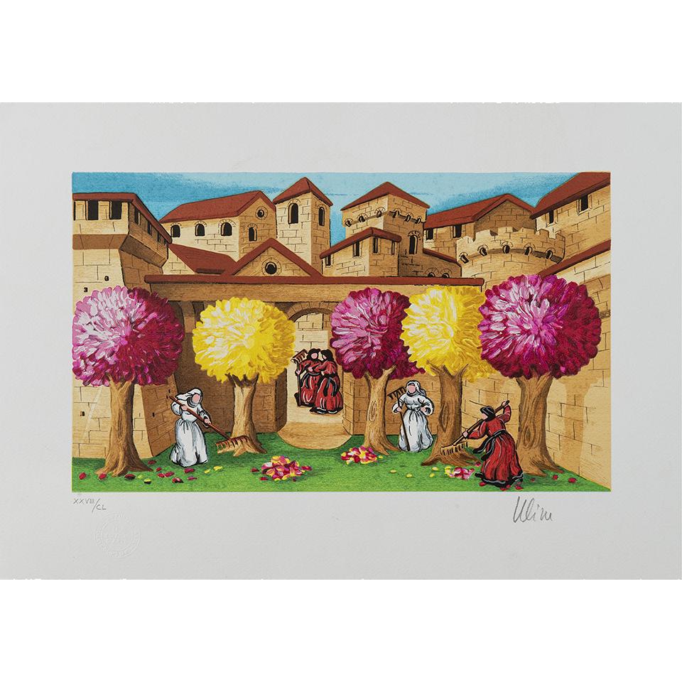 Ulisse – Senza Titolo 3 – 50×35